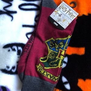 Harry Potter socks  1 pair Size 10-13